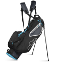 2021 Sun Mountain 3.5 LS Stand Bag Granite/Black/Ocean