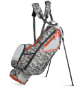 2021 Sun Mountain 3.5 LS Stand Bag White/Gray/Camo/Inferno