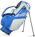 2021 Sun Mountain C-130 Stand Bag  Cobalt/White