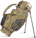 2021 Sun Mountain C-130 Stand Bag Camo