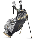 2021 Sun Mountain 4.5 LS 14-WAY Stand Bag Black/Gray/Camo