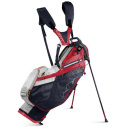 2022 Sun Mountain 4.5 LS 14-WAY Stand Bag Navy/White/Red