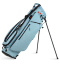 2022 Sun Mountain Metro Stand Bag Frost Blue/Inferno