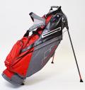 2021 Sun Mountain 4.5 LS Bag Carbon/Red