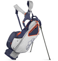2022 Sun Mountain 3.5 LS Stand Bag Cement/Navy/Inferno