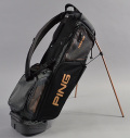 2017 Ping Hoofer Limited Color Single Strap Charcoal/Black/Copper