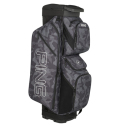2020 PING Traverse Cart Bag Black Camo Platinum