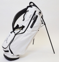 2021 PING Hoofer White Custom Single Strap & Mr. PING Logo W/O PING Logos