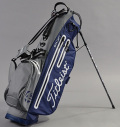 2017 Titleist 4UP StaDry™ Stand Bag Grey/Navy