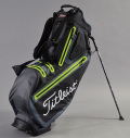 2017 Titleist Players 5 StaDry™ Stand Bag Black/Charcoal/Lime