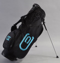 excors Stand Bag Black/Lt Blue