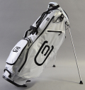 excors Stand Bag White/Black