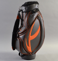KJUS BIG LOGO GOLF CART BAG
