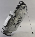 Tranvi Stand Bag Gray/Black/White