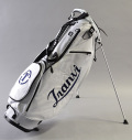 Tranvi Stand Bag White/Navy