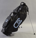 excors Stand Bag Black/Camo/Light Blue