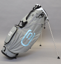 excors Stand Bag Gray/LightBlue/White