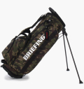 BRIEFING CR-4 #01 Stand Bag Green Camo