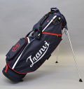2020 Tranvi Stand Bag Navy/White/Red