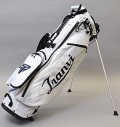 2020 Tranvi Stand Bag White/Navy