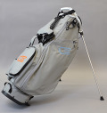 2020 excors Stand Bag Gray/Lt.Blue/Orange