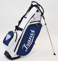 2020 Tranvi original Stand Bag White/Navy