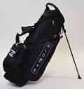 excors Stand Bag Black/Lt.Blue