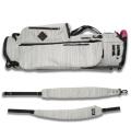 Jones Utility Trouper 2.0 Stand Bag Gray Twill/Pink