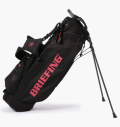 BRIEFING CR-7 STAND BAG BLACK