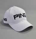 Ping P.Y.B. Light Cap White/Black