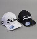 2017 Titleist Sports Mesh Cap White/Black