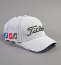 2018 Titleist Tour Elite Cap White Collection