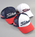 Titleist  Tour Performance Mesh Cap USA Flag Collection Limited Model