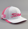 2018 Titleist Pink Out Collection Tour Snapback Mesh Cap Limited Model