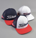 Titleist  Tour Snapback Mesh Cap USA Flag Collection Limited Model