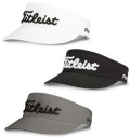 2018 Titleist Tour Visor Staff Collection