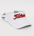 Vokey Tour Performance Visor White/Red