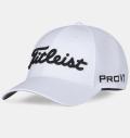 Titleist Tour Sports Mesh Cap White/Black