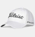 Titleist Tour Sports Mesh Cap White/Charcoal