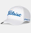 Titleist Tour Sports Mesh Cap White/StrongBlue