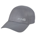 PING One Touch Fitted Cap Charcoal