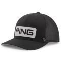 2020 PING The Bruce Mesh Cap Black