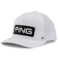 2020 PING The Bruce Mesh Cap White