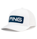 2020 PING Tour Delta Vented Cap White/Navy