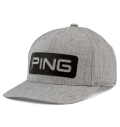 2020 PING Tour Classic Snapback Heather Grey/Black