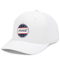 PING Stars and Stripes PYB(PLAY YOUR BEST) Snapback White Limited Edition