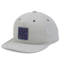 PING Stars and Stripes PYB(PLAY YOUR BEST) Flex Cap Grey Limited Edition