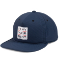 PING Stars and Stripes PYB(PLAY YOUR BEST) Flex Cap Navy Limited Edition