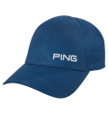 PING One Touch Fitted Cap Navy