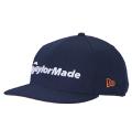 TaylorMade Performance New Era 9Fifty SnapBack Hat Navy/Orange